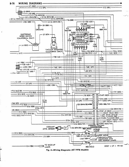 dave's place - 78 dodge class a chassis wiring diagram 78 bronco wiring diagram 78 dodge wiring diagram #3