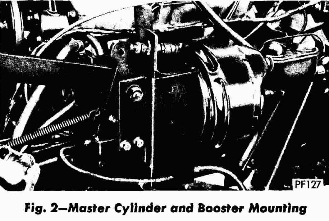 Dave S Place Bendix Master Vac Booster